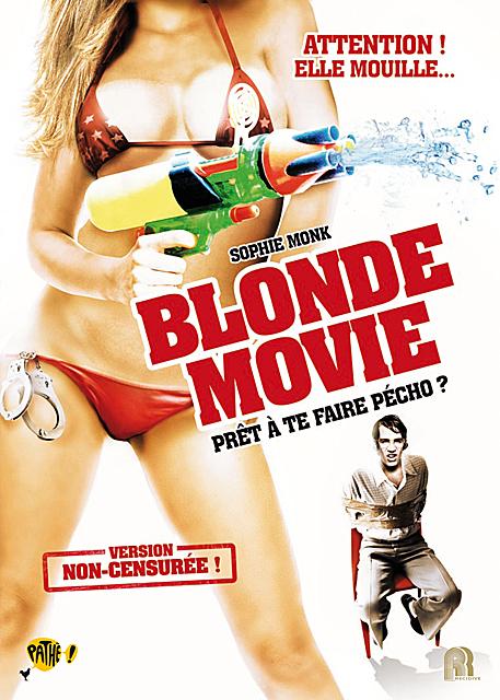 affiche du film Blonde Movie