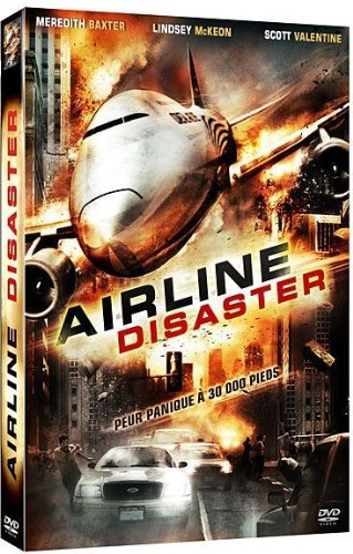 affiche du film Airline Disaster