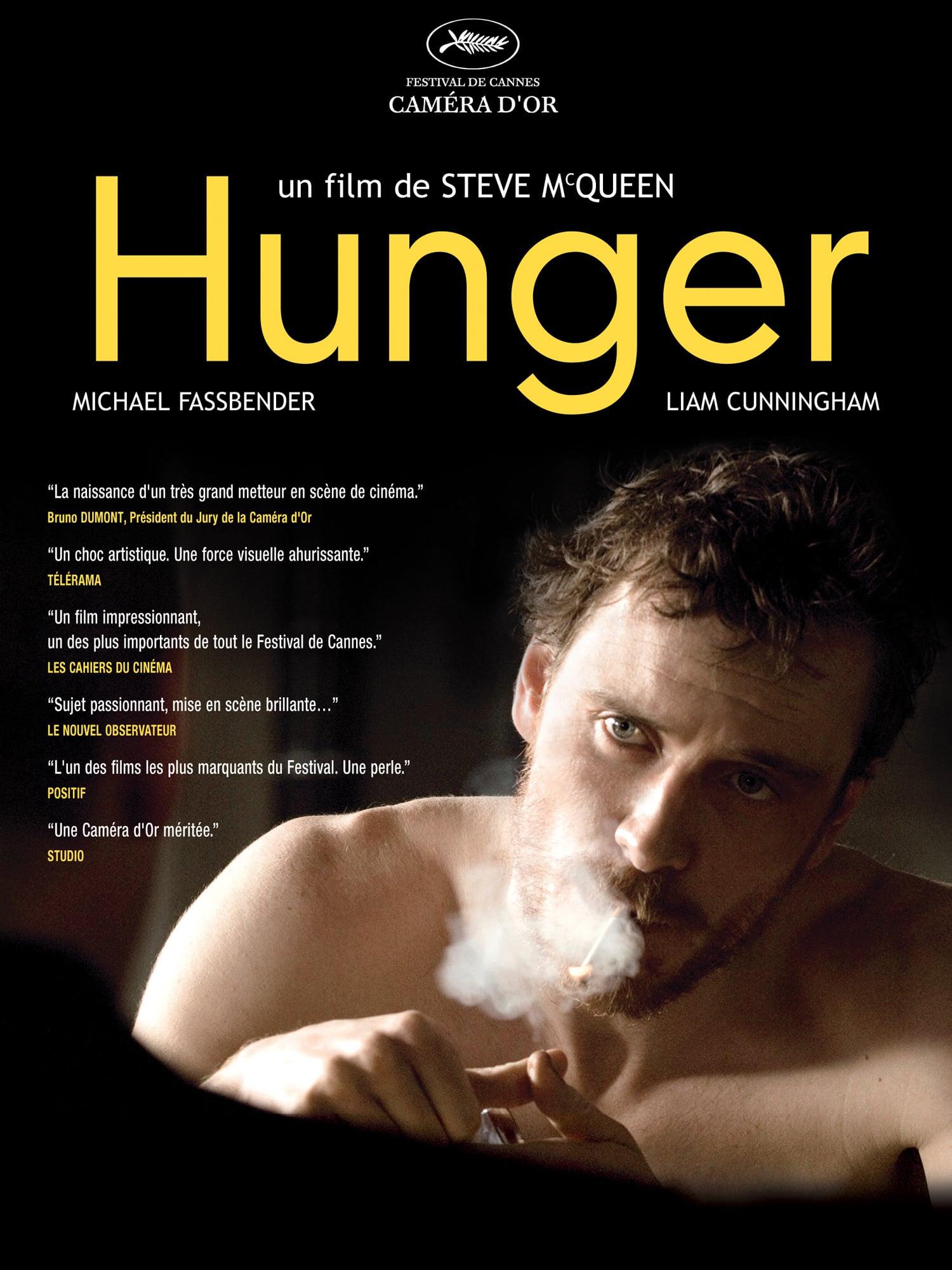 affiche du film Hunger