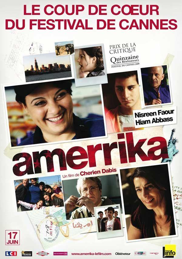 affiche du film Amerrika