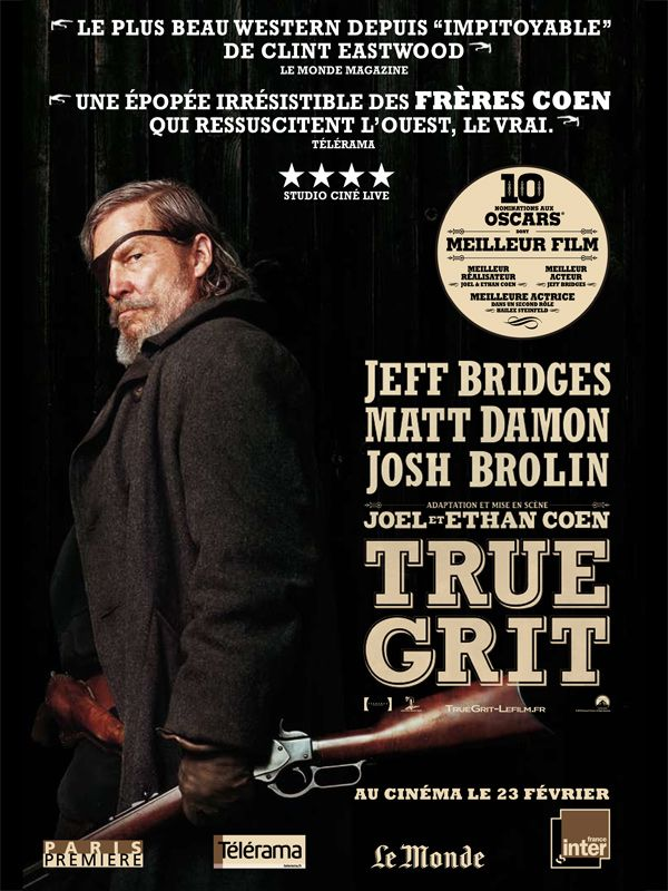 affiche du film True Grit