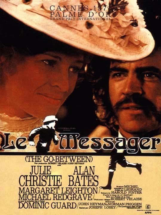 affiche du film Le messager