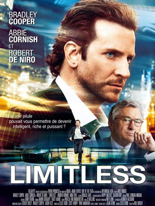 affiche du film Limitless