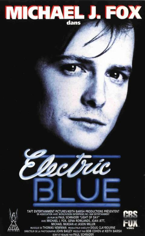 affiche du film Electric Blue