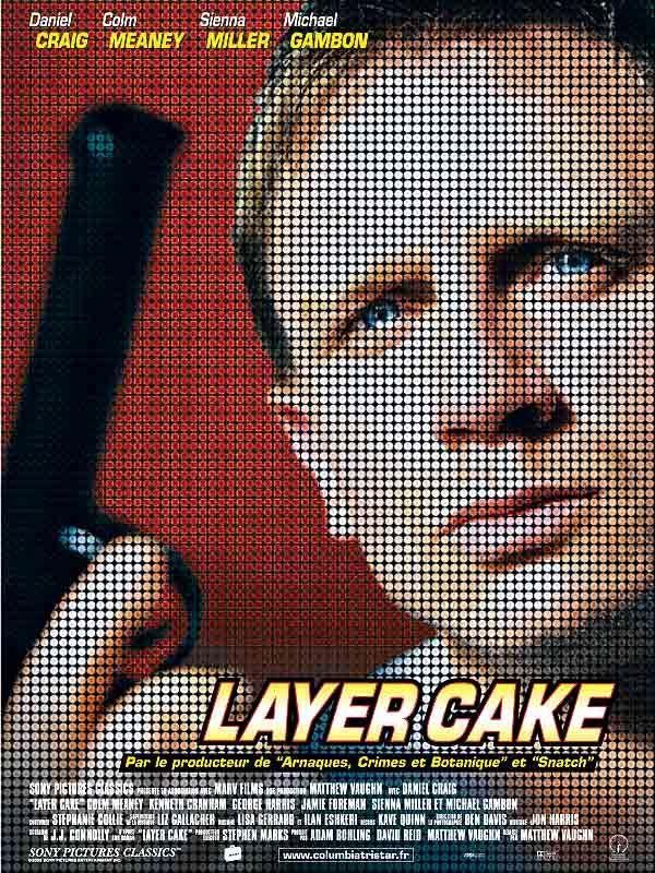 affiche du film Layer Cake