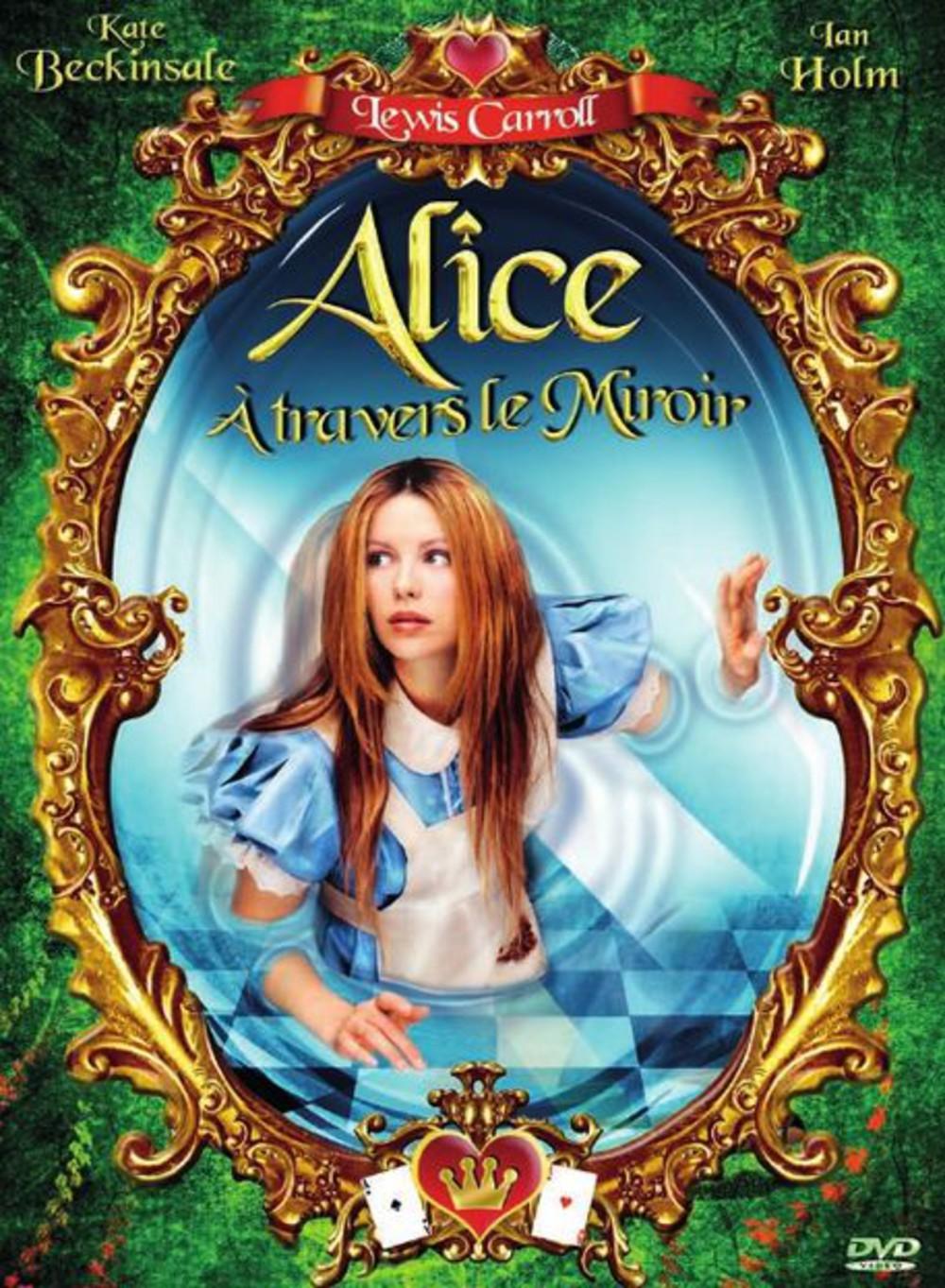affiche du film Alice au pays des merveilles : À travers le miroir (TV)