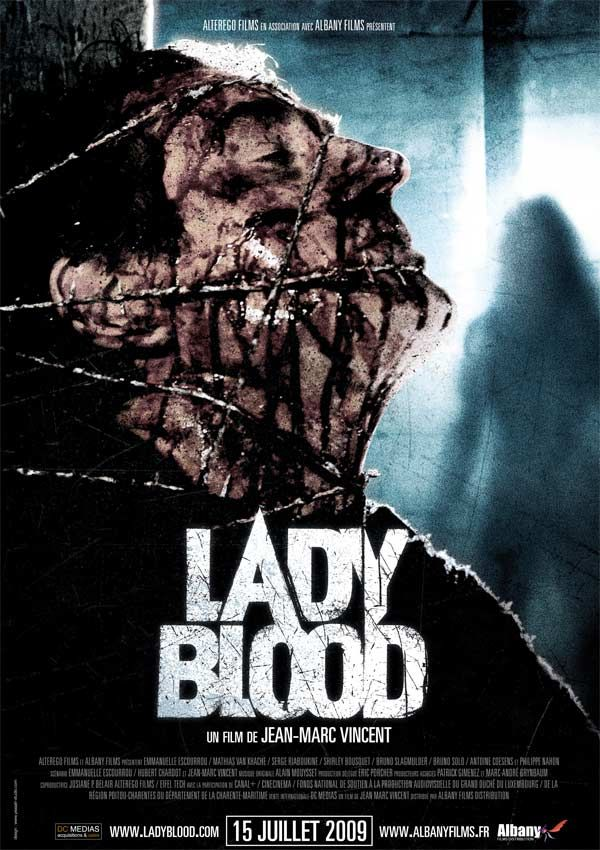 affiche du film Lady Blood