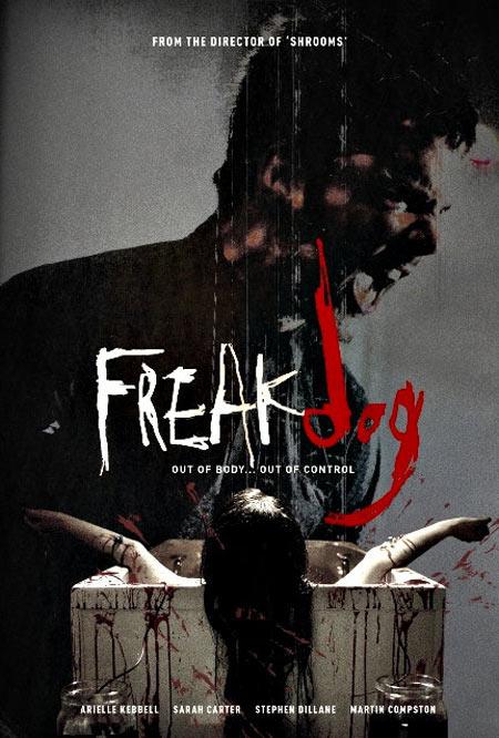 affiche du film Freakdog