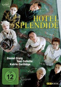 affiche du film Hotel splendide