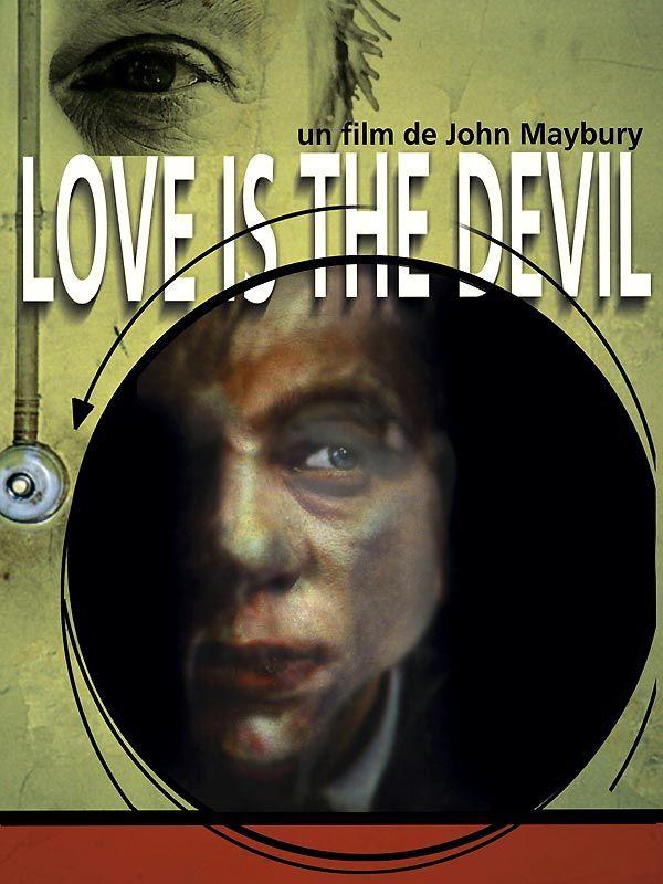 affiche du film Love Is the Devil