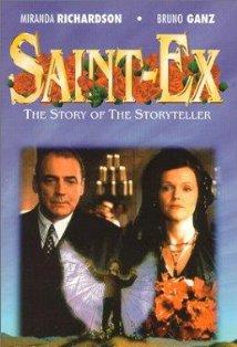 affiche du film Saint-Ex
