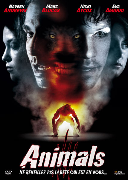 affiche du film Animals