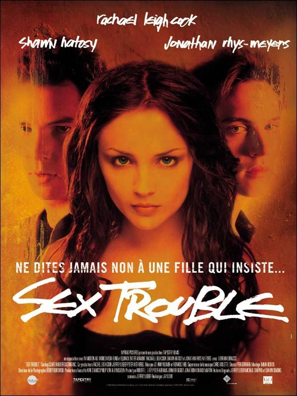 affiche du film Sex trouble