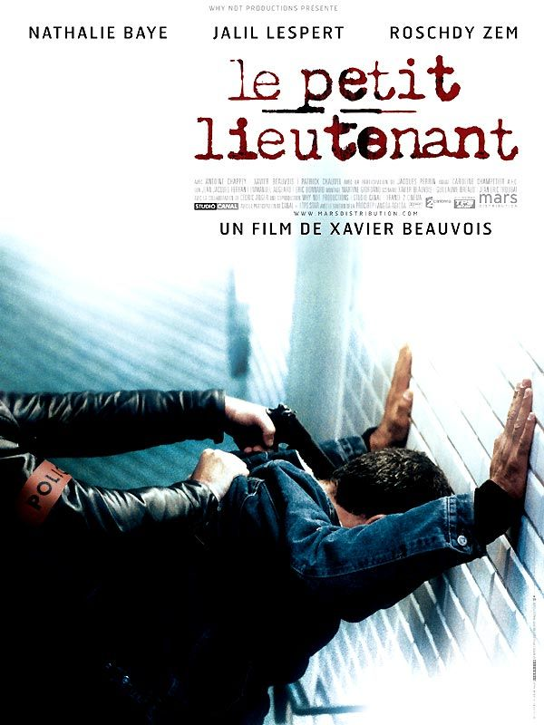 affiche du film Le Petit Lieutenant