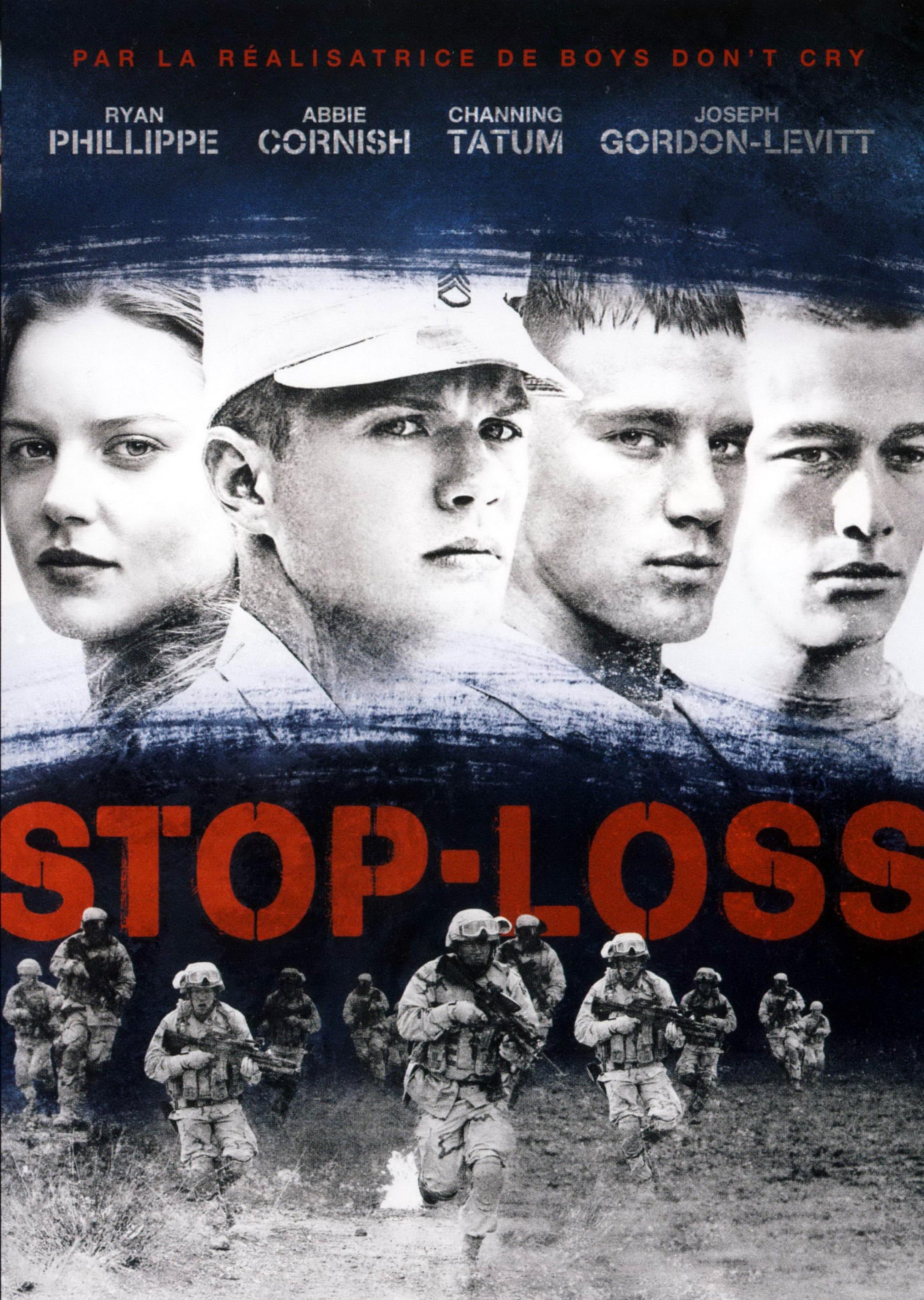 affiche du film Stop-Loss