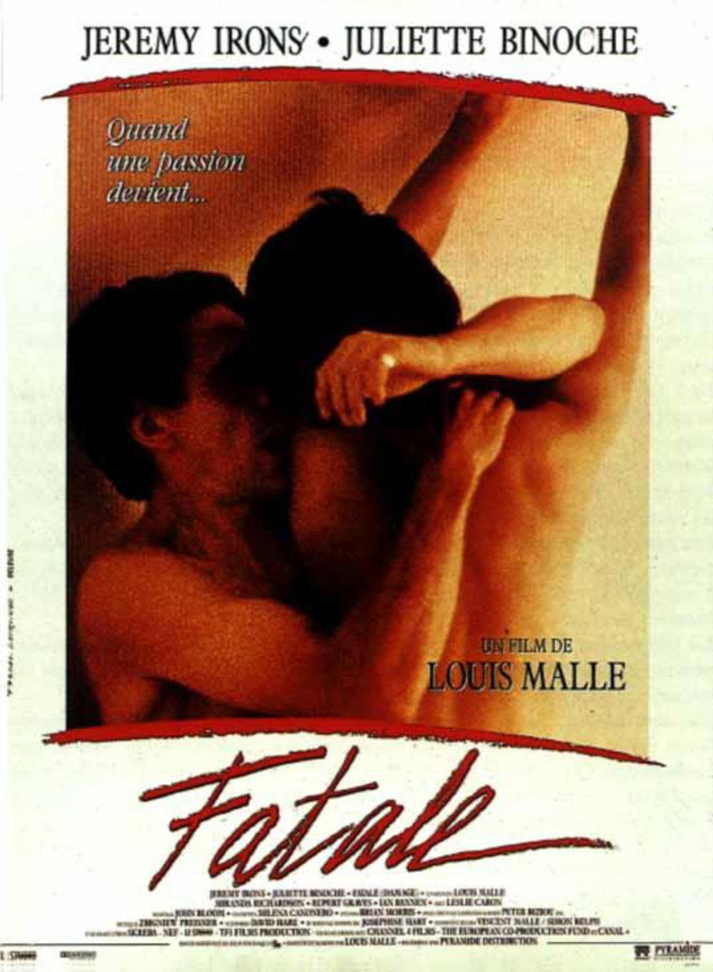 affiche du film Fatale