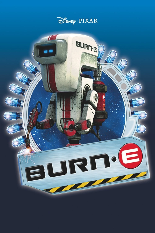 affiche du film BURN-E