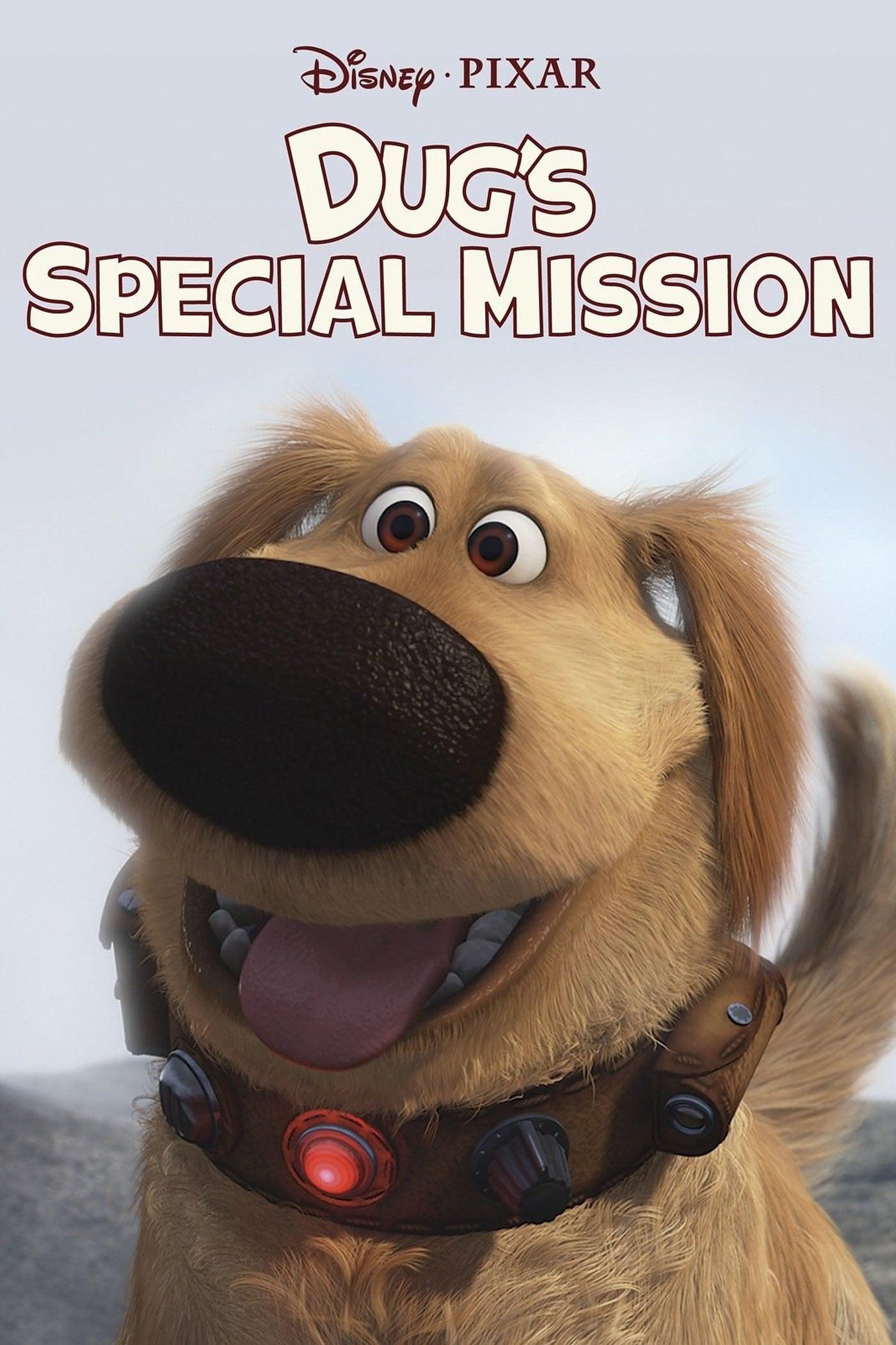 affiche du film Doug en mission Spéciale