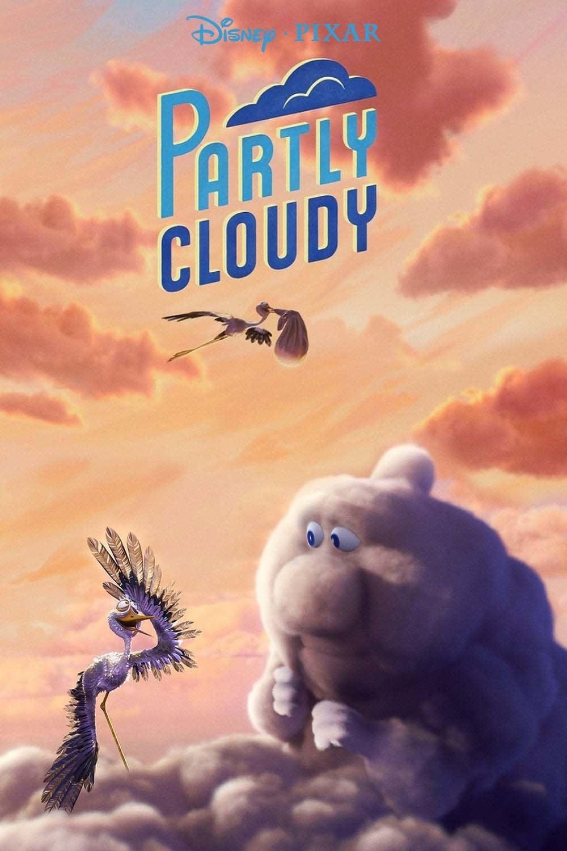 affiche du film Passages nuageux