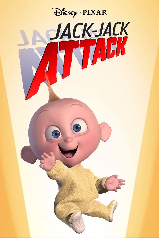 affiche du film Baby-sitting Jack-Jack