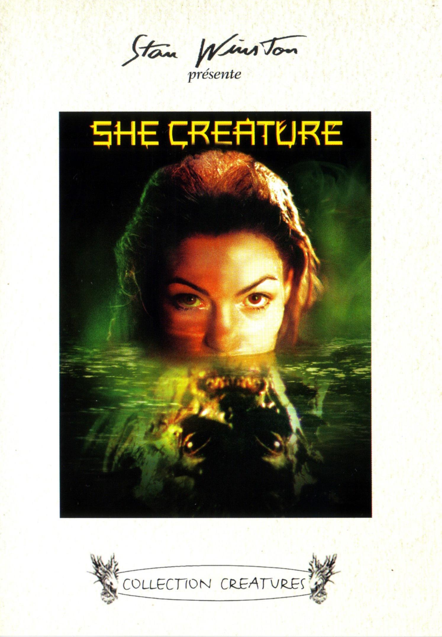 affiche du film She Creature (TV)