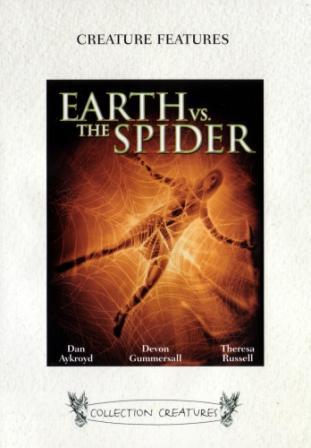 affiche du film Earth vs. the Spider (TV)