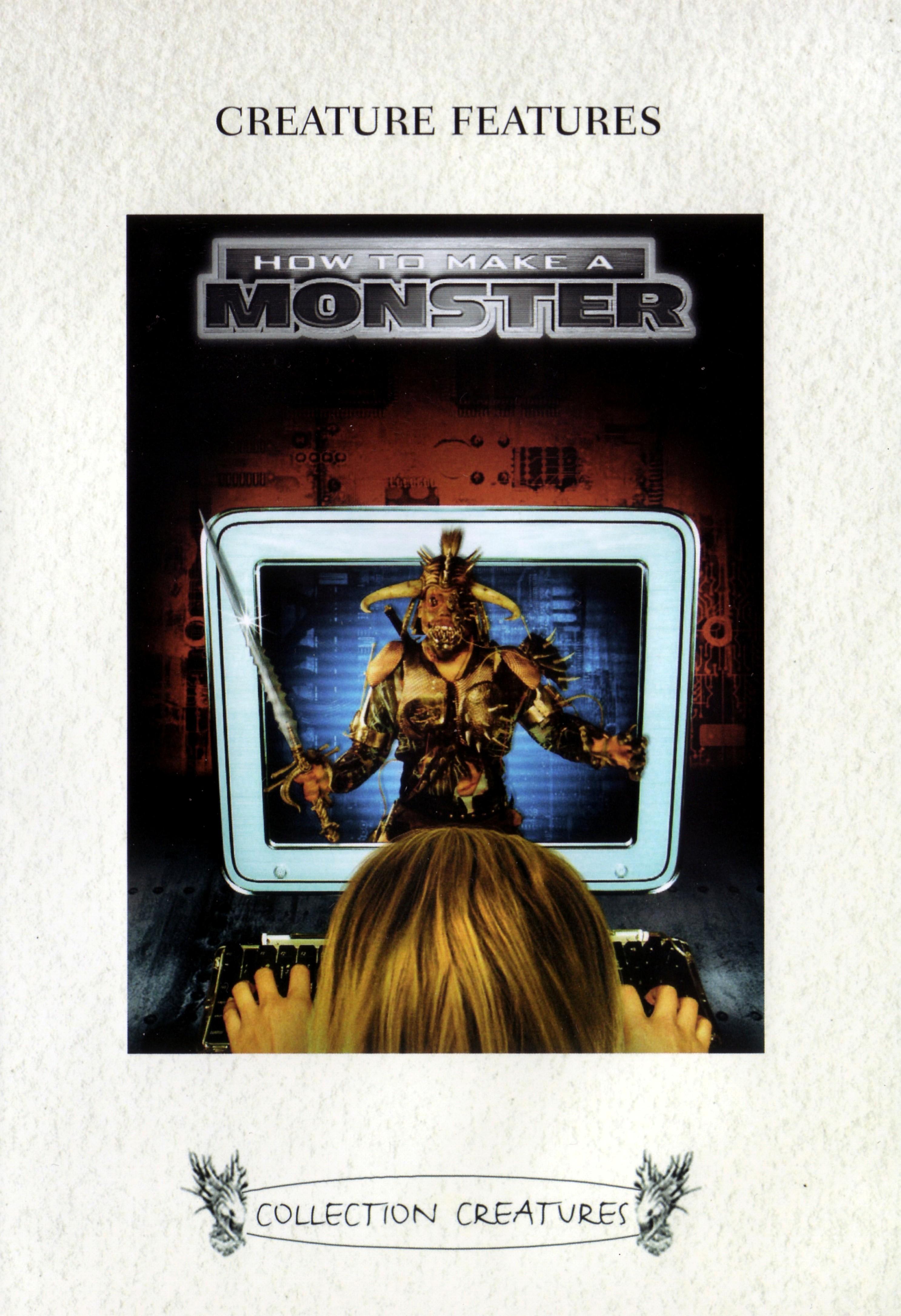 affiche du film Comment fabriquer un monstre (TV)