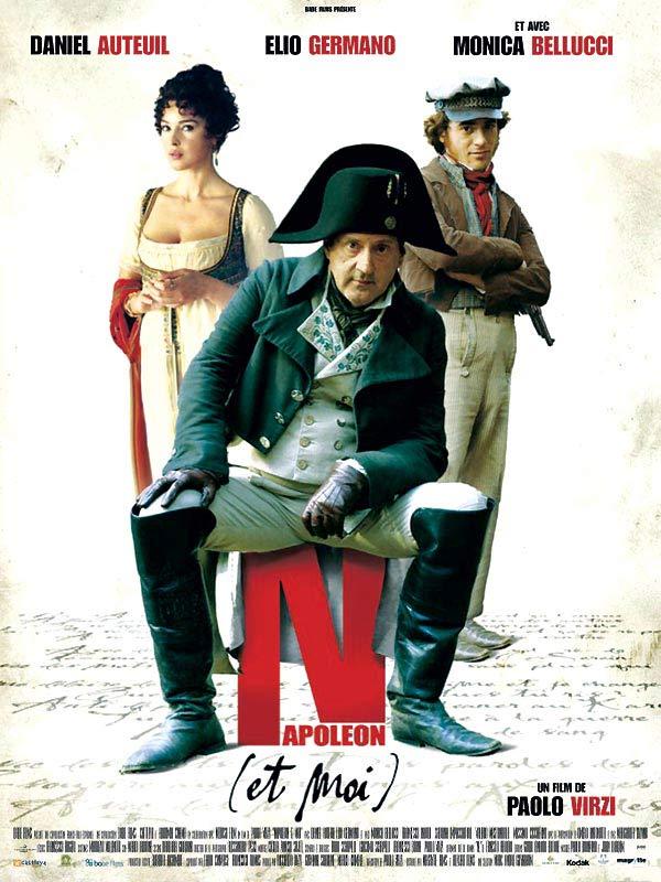 affiche du film Napoléon (et moi)