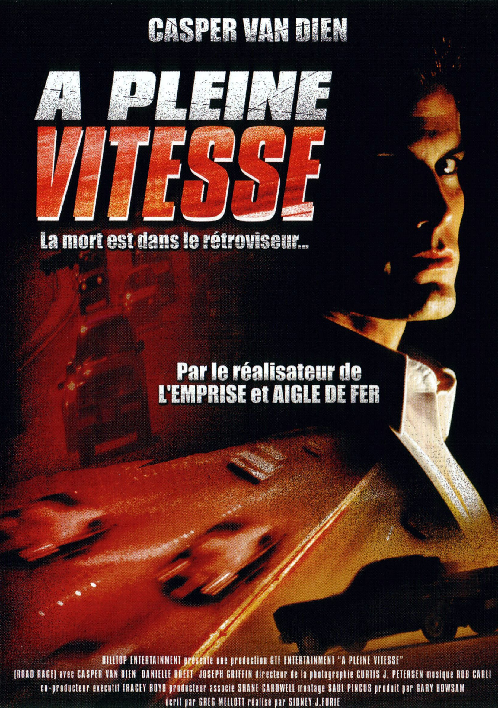 affiche du film Nuit infernale (TV)