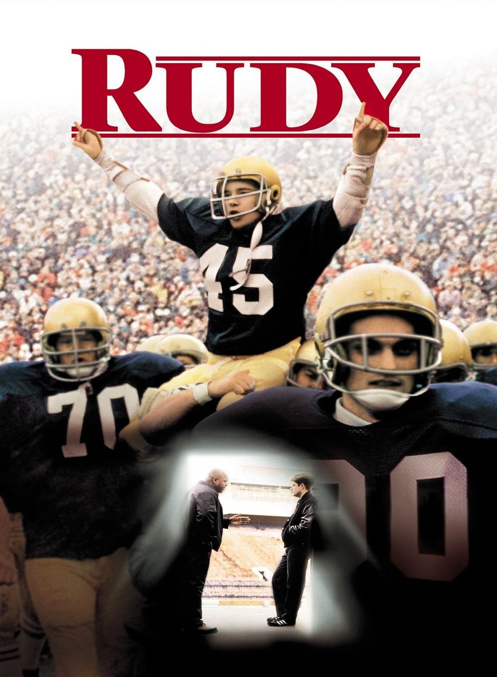 affiche du film Rudy