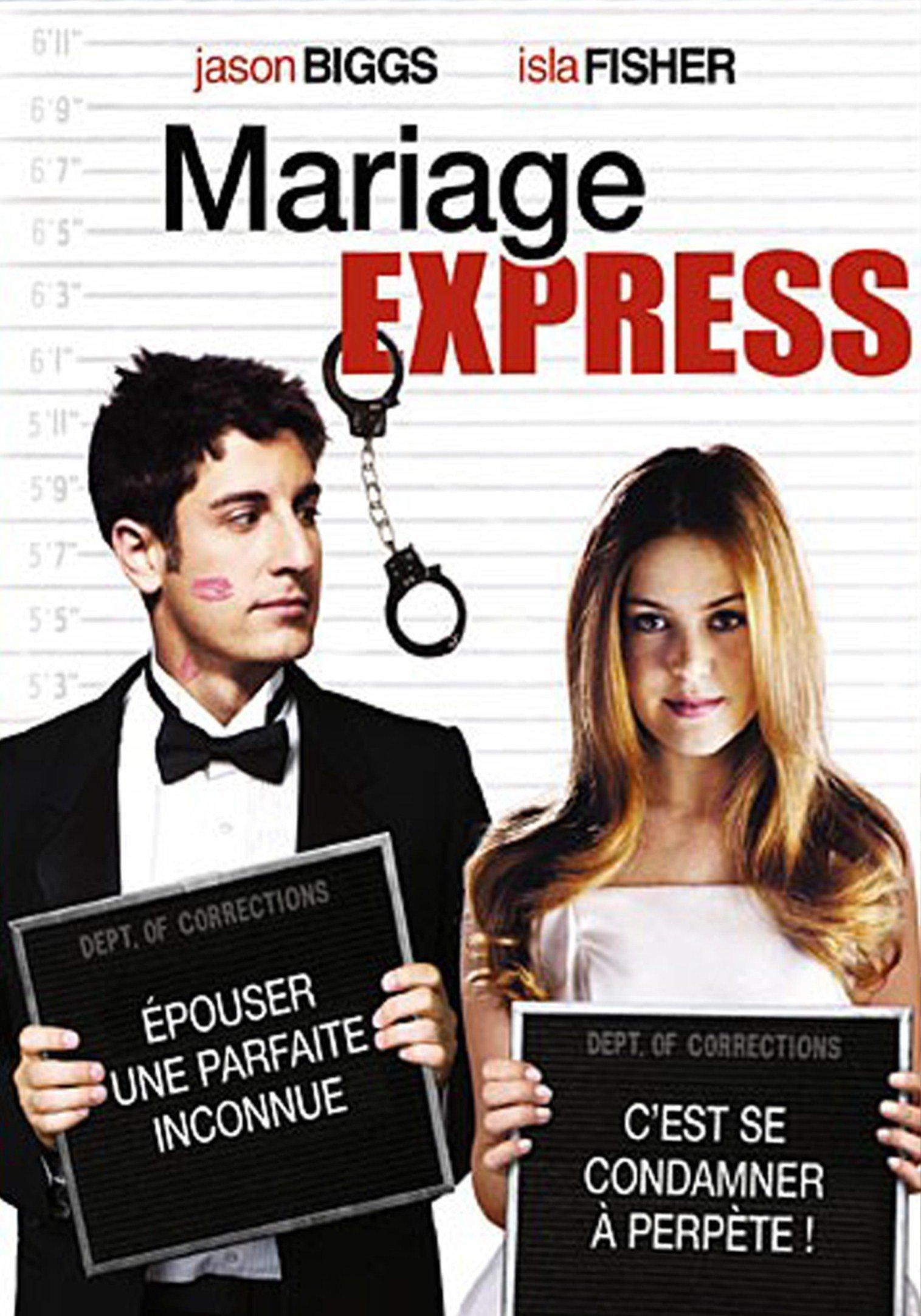 affiche du film Mariage Express