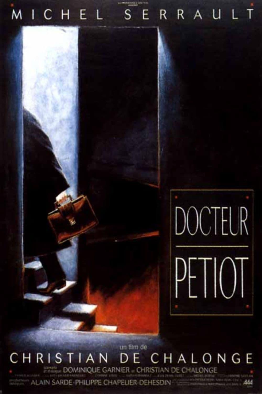 affiche du film Docteur Petiot