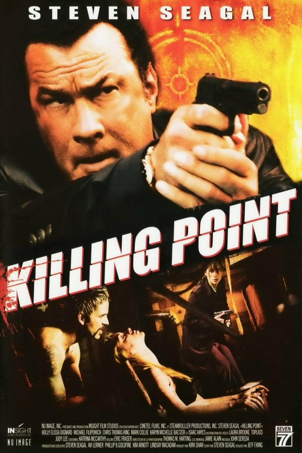 affiche du film Killing Point