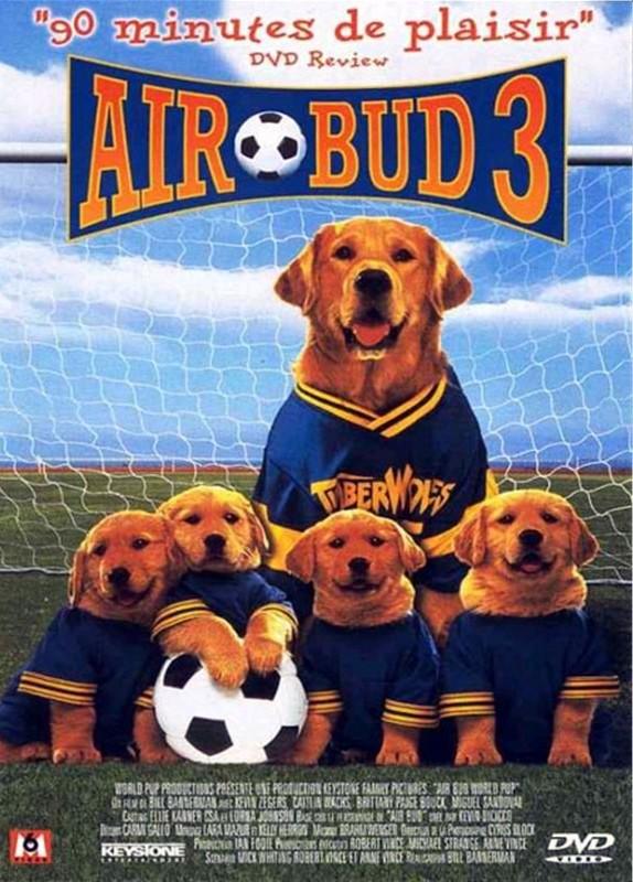 affiche du film Air Bud 3