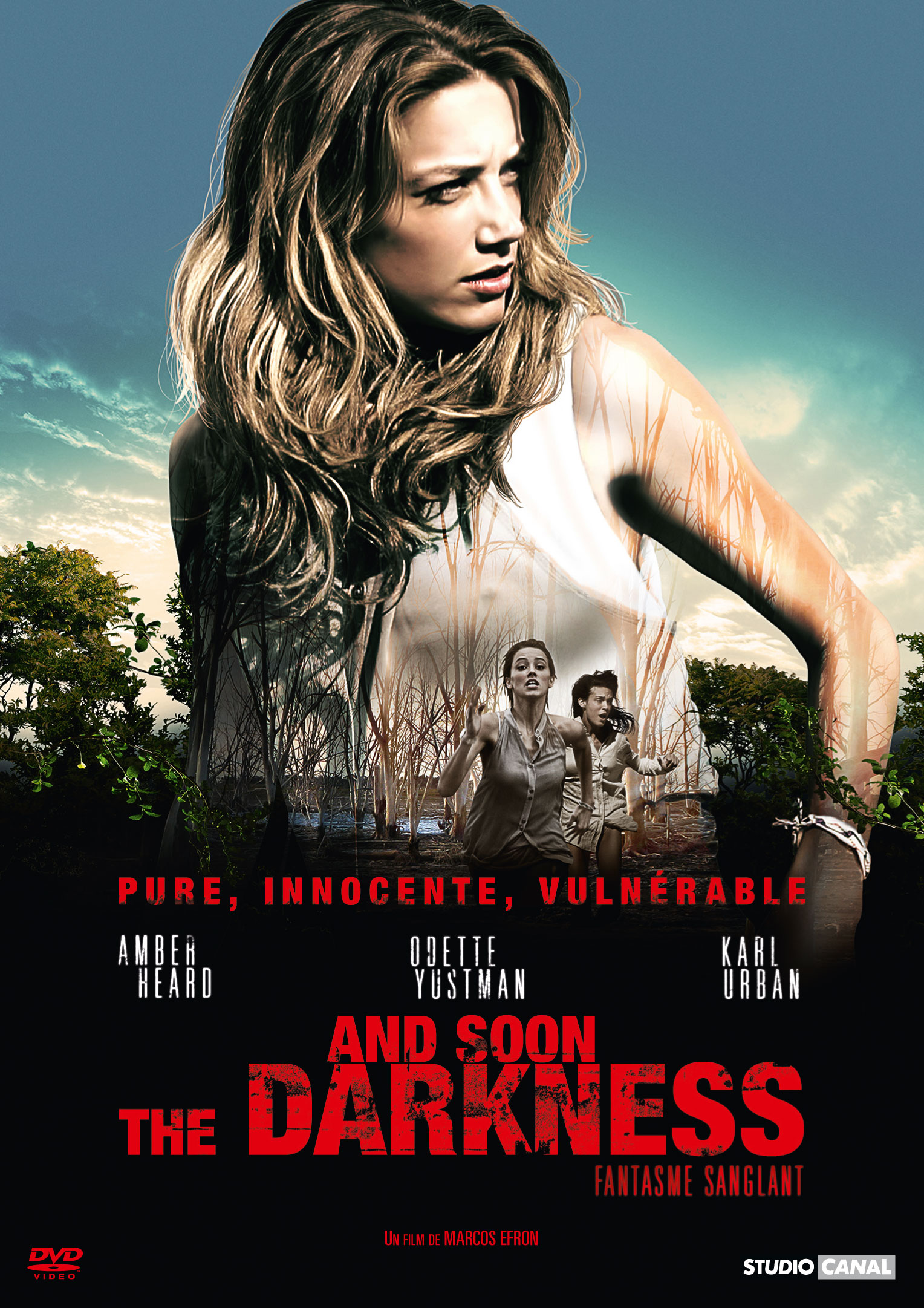 affiche du film And Soon the Darkness (2010)