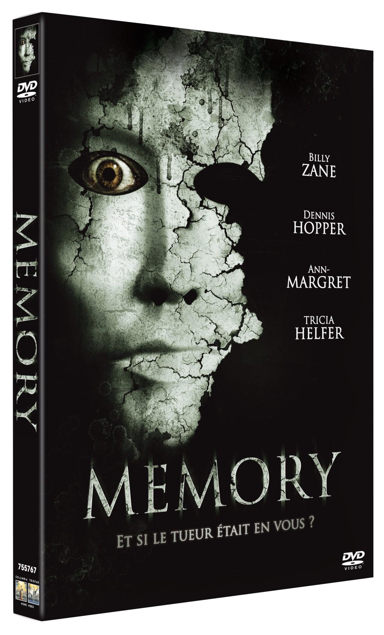 affiche du film Memory