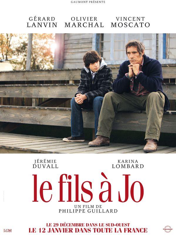 affiche du film Le fils à Jo