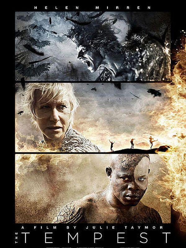 affiche du film La Tempête (2010)