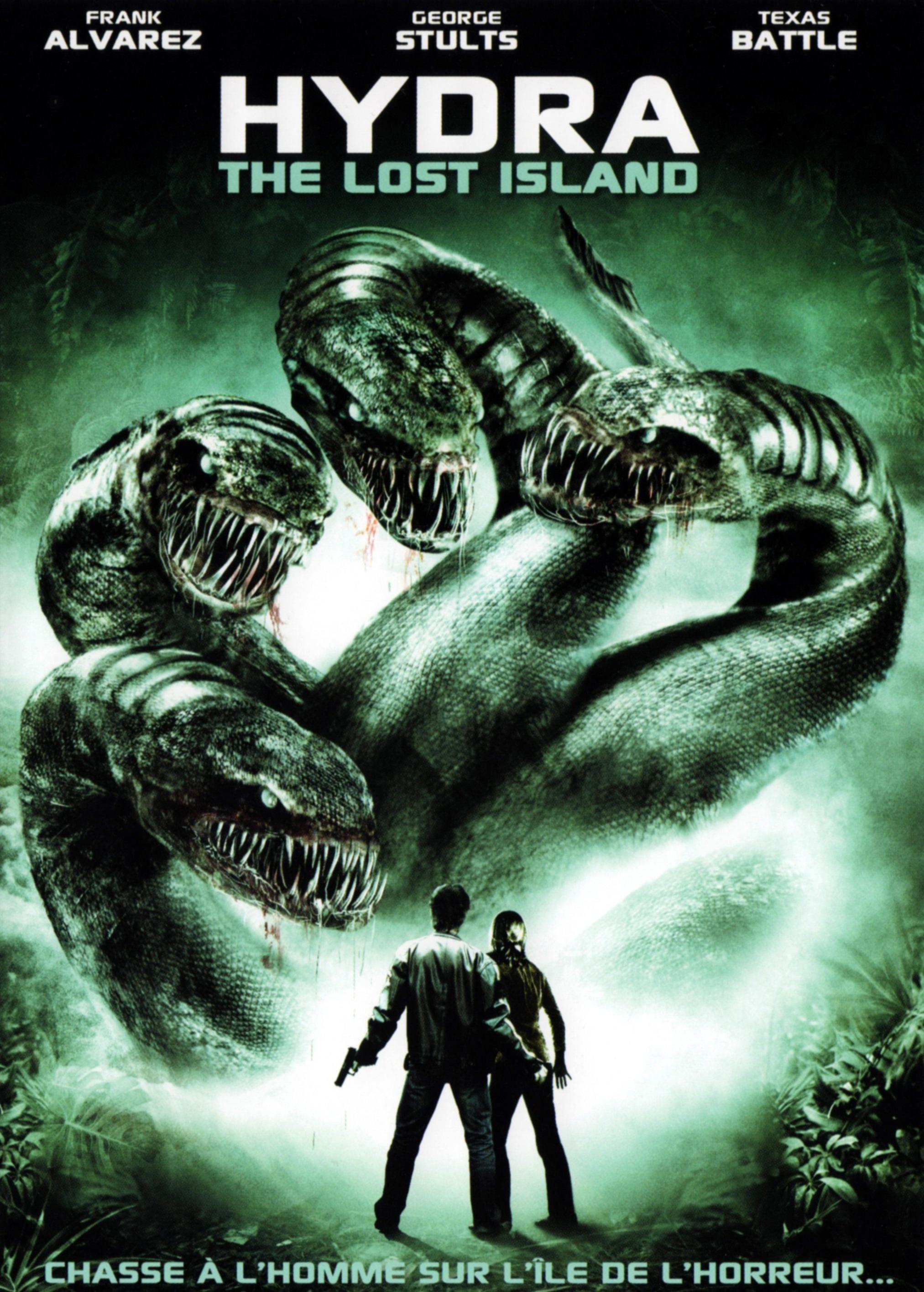 affiche du film Hydra, The Lost Island (TV)