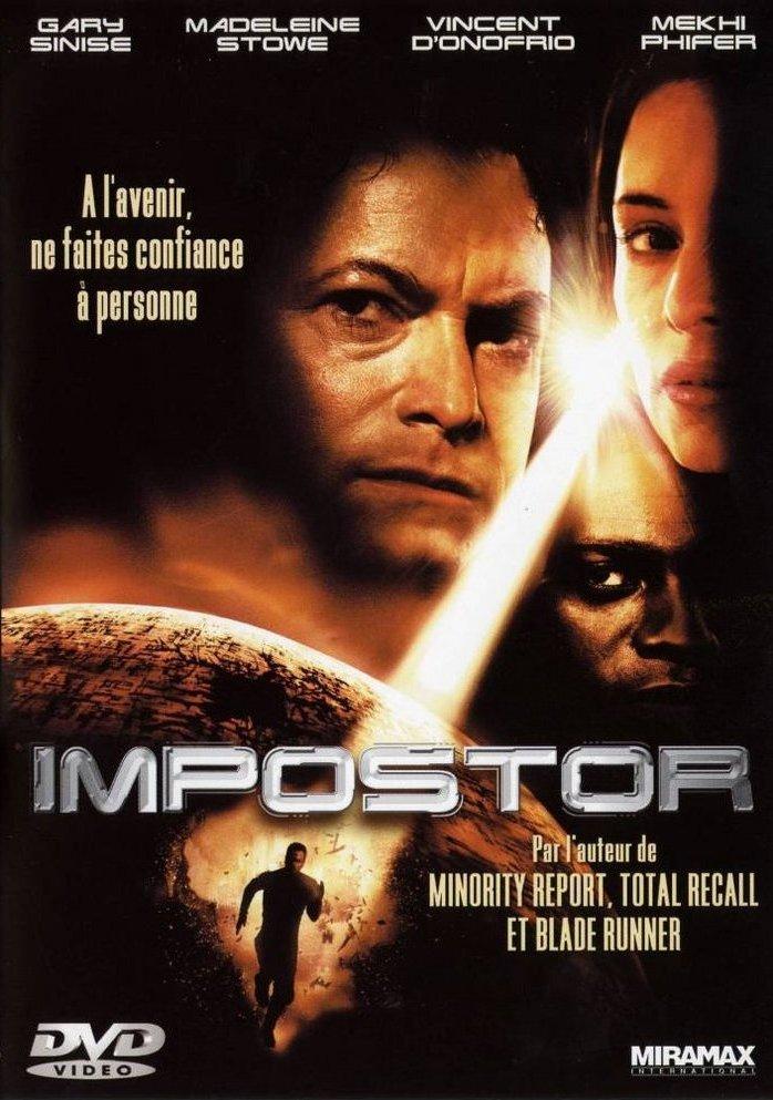affiche du film Impostor