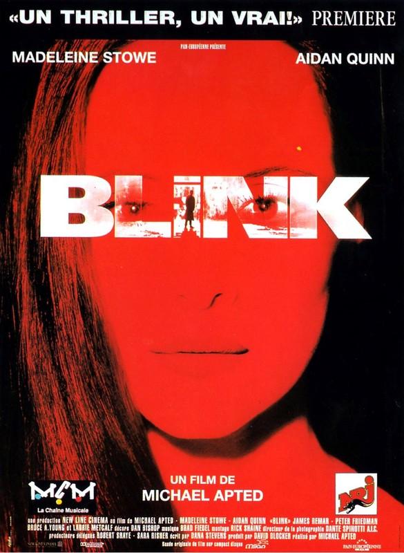 affiche du film Blink