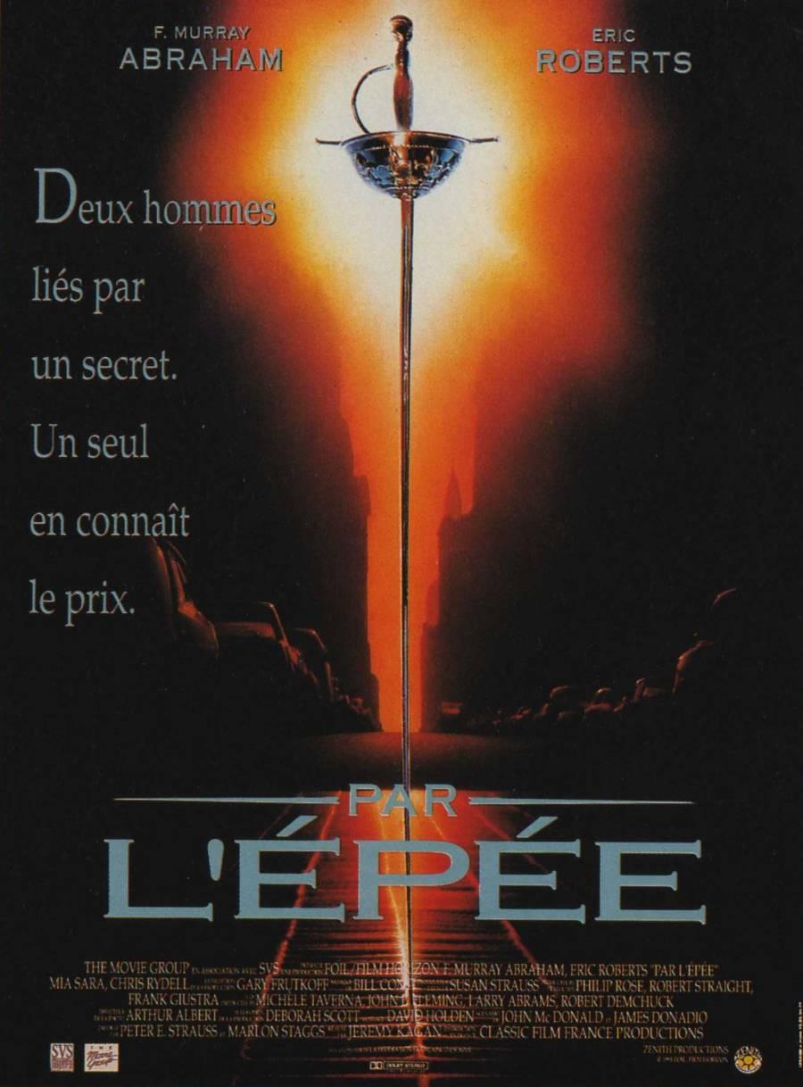 affiche du film Par l'épée