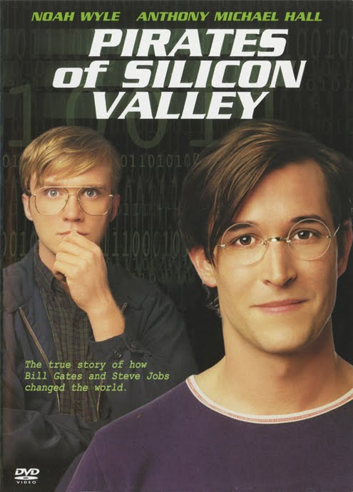 affiche du film Les pirates de la Silicon Valley (TV)