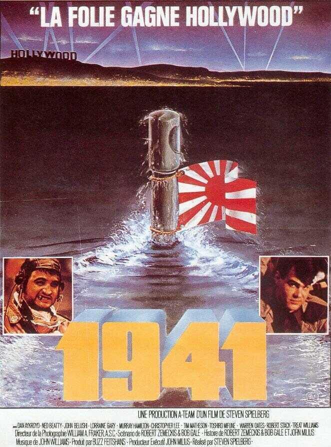 affiche du film 1941