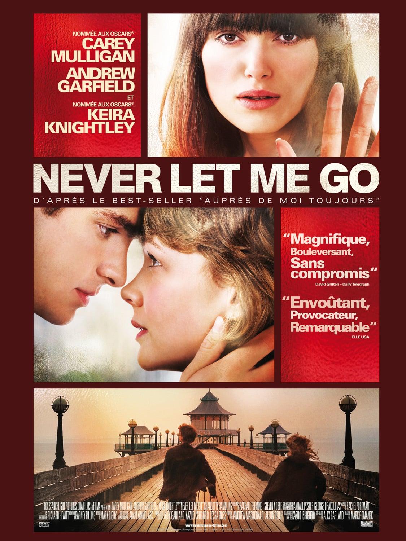 affiche du film Never Let Me Go