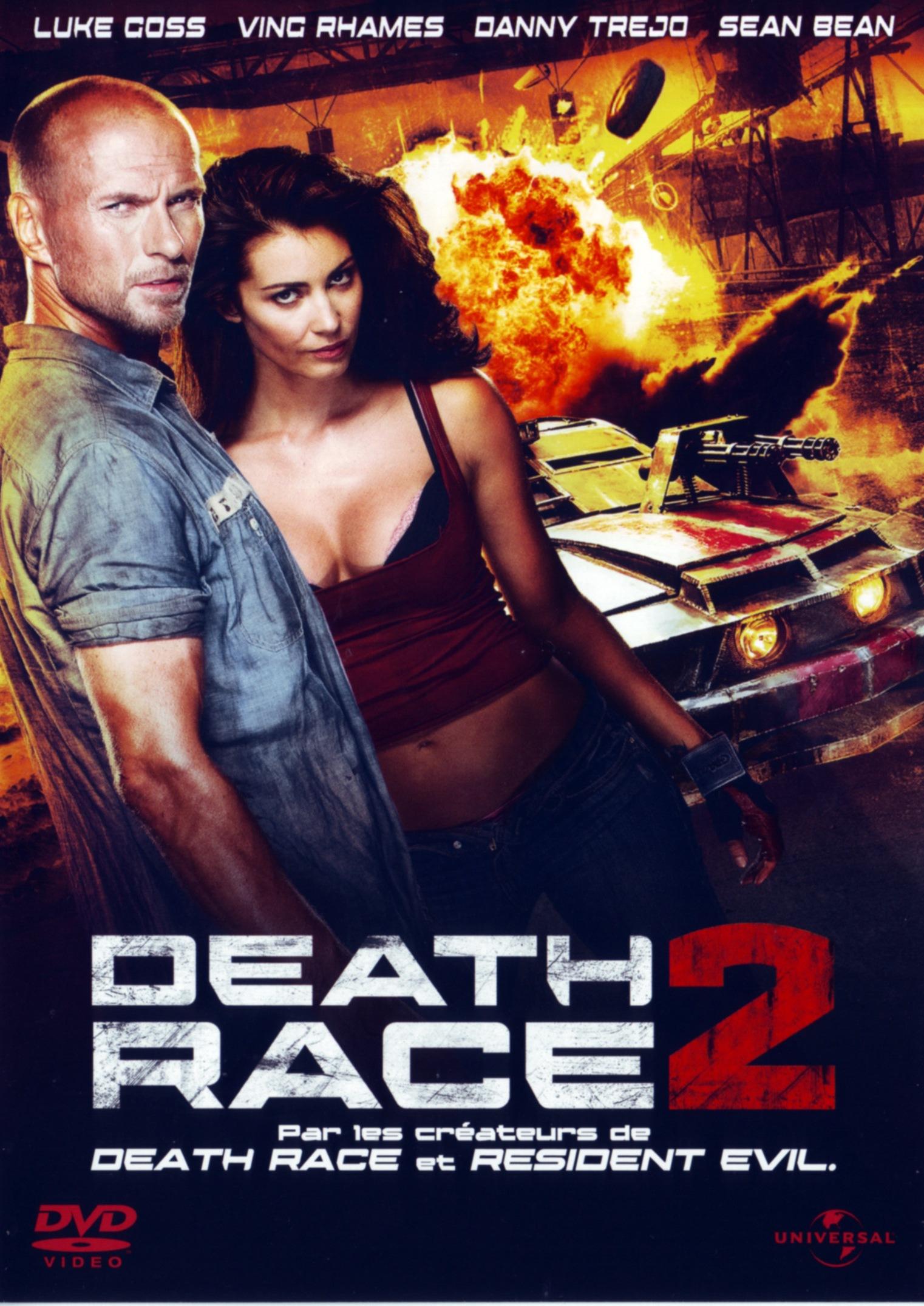 affiche du film Death Race 2