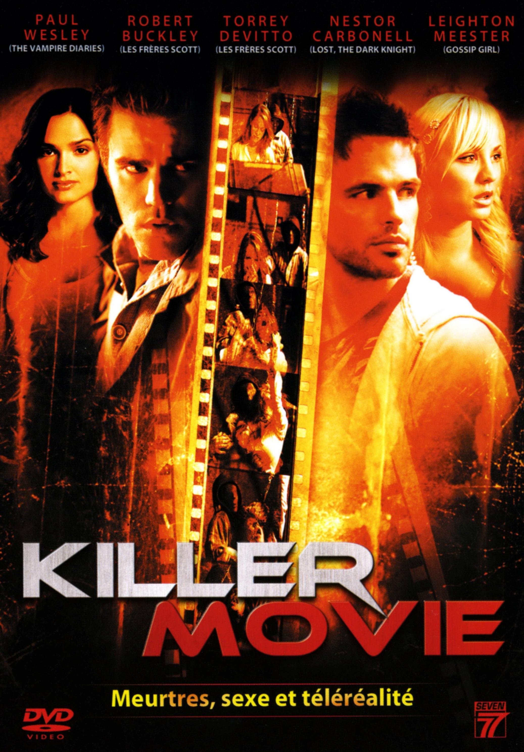 affiche du film Killer Movie