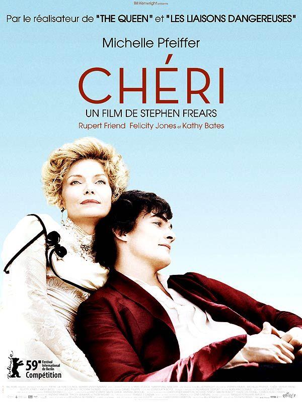 affiche du film Chéri