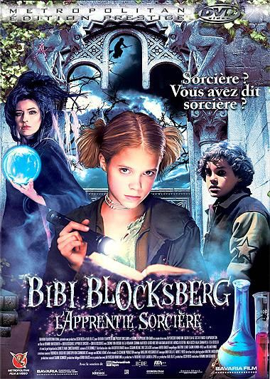 affiche du film Bibi Blocksberg, l'apprentie sorcière