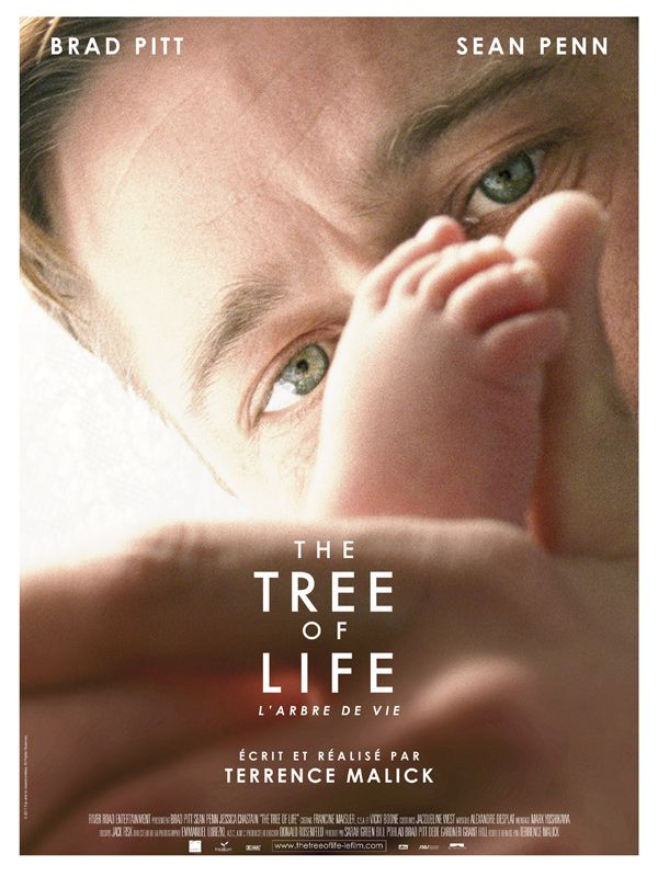 affiche du film The Tree of Life: L'arbre de vie